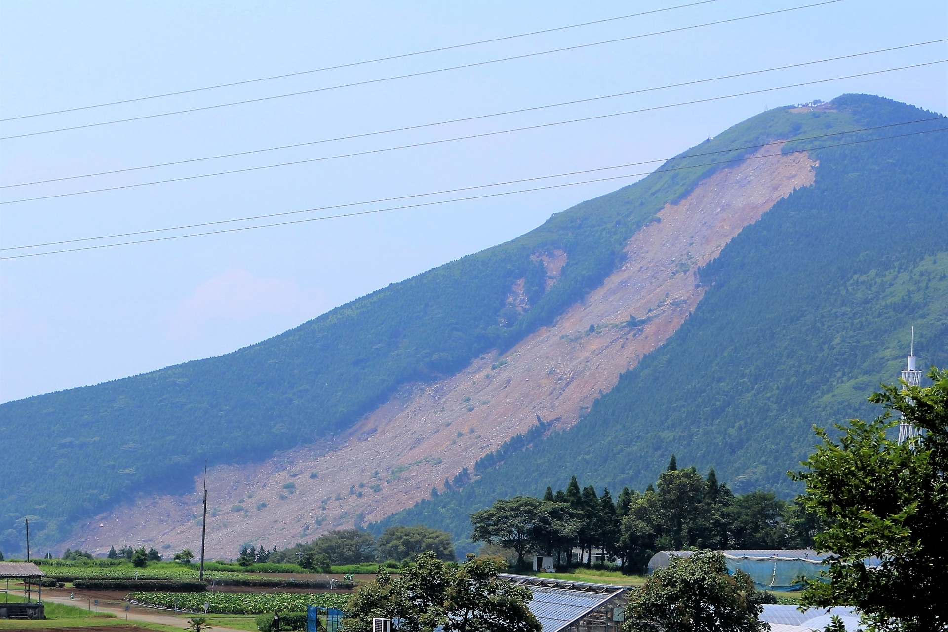 北海道胆振東部地震